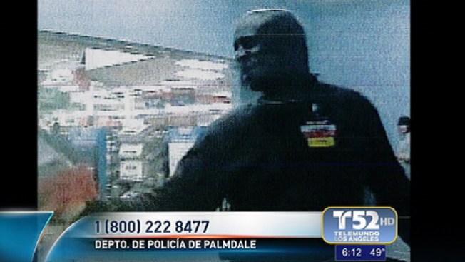 Increíble asalto a Walmart