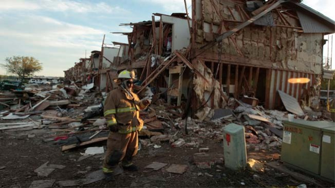 Alcalde: 15 muertos en explosión