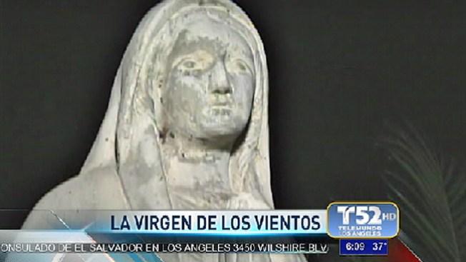 """""""Milagro"""" de la """"Virgen de los Vientos"""""""