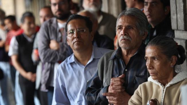 Arrancan elecciones en México