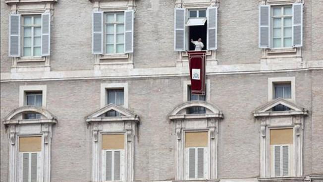 Paquete de cocaína iba para el Vaticano