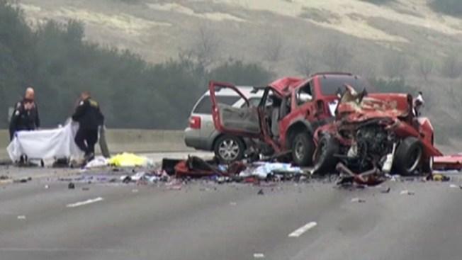 Identifican a víctimas de aparatoso accidente