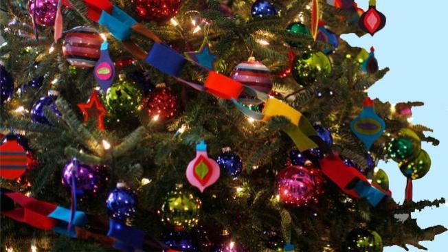 Recicle el arbolito navideño