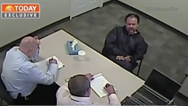 Video del interrogatorio a Ariel Castro