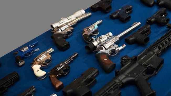No más armas en las calles