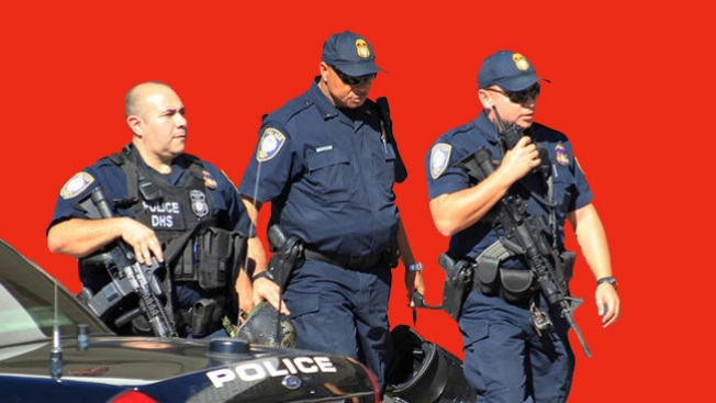 """Arrestan al atrincherado de """"Downtown"""""""