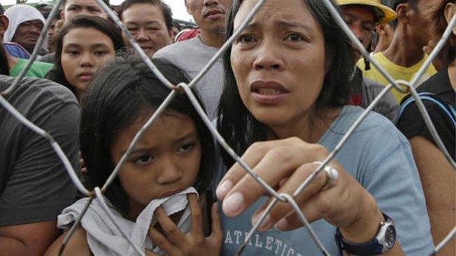 Más de 3,600 los muertos por tifón