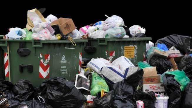 Vecinos están hartos de tanta basura