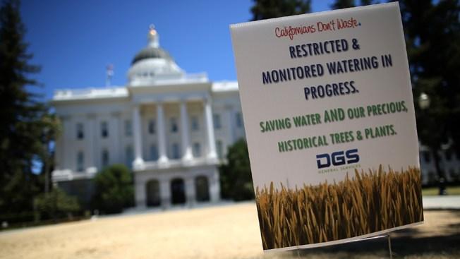Sequía: más control al consumo de agua