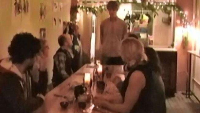 El restaurante donde se come en silencio