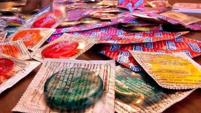 Guerra por el uso del condón