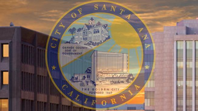 Santa Ana la ciudad más segura