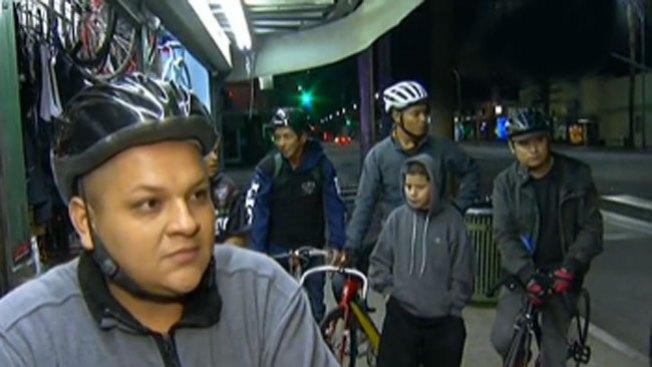 Diversión y cuidado con las bicicletas