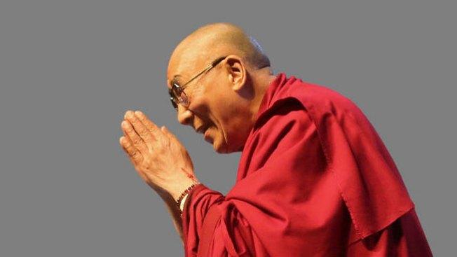 Miles reciben a Dalai Lama en L.A.