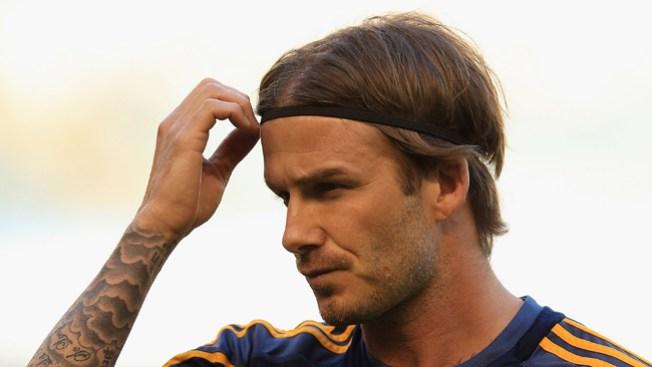 Galaxy gana en posible despedida de Beckham