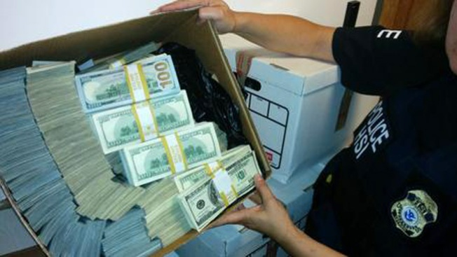 Golpe al lavado de dinero en el centro de L.A.