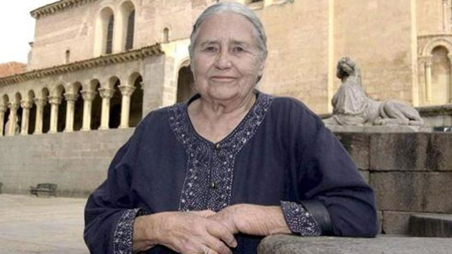 Fallece la Premio Nobel Doris Lessing