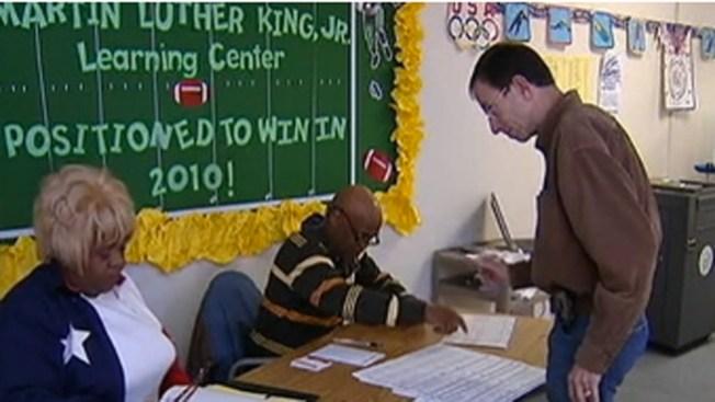 Elecciones en el condado de L.A.