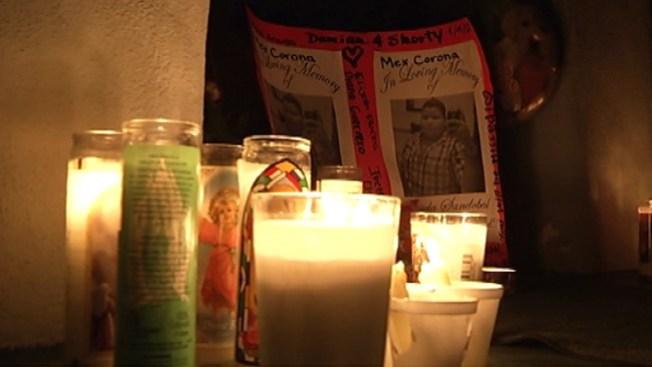Vecinos ayudan a familia de luto