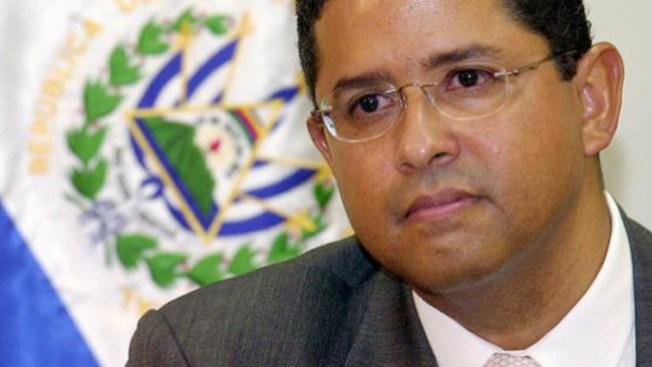 Mano dura contra ex presidente de El Salvador