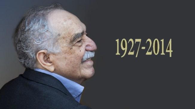 Reacciones por adiós de García Márquez