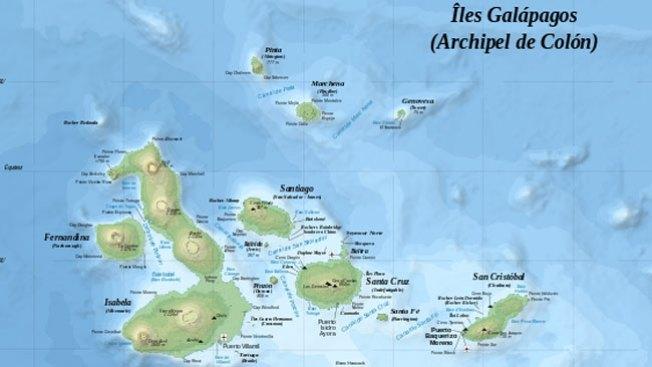 La triste pérdida de las Galápagos