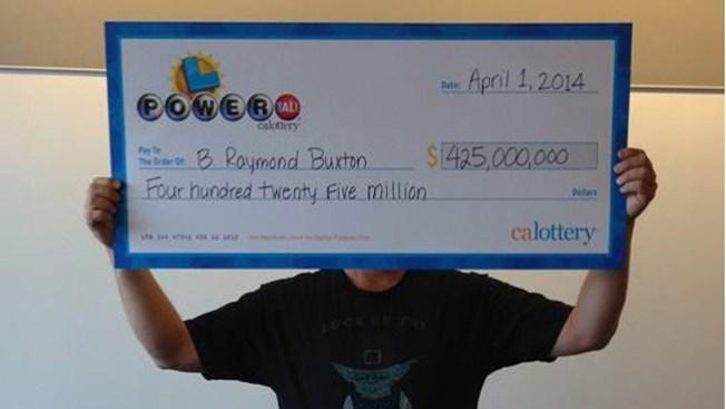 California tiene un nuevo millonario