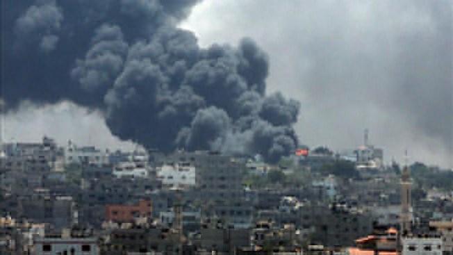 Gaza: 25% de población desplazada