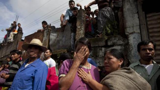 44 muertos deja accidente en Guatemala