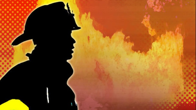 Incendio alerta a residentes