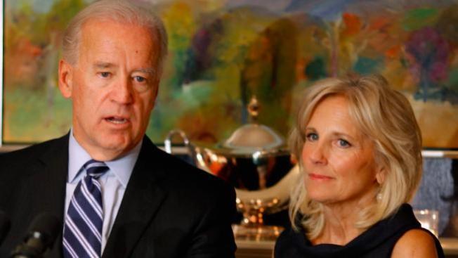 Los Biden visitan Los Angeles