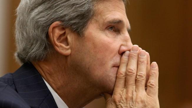 John Kerry tantea la situación con Rusia