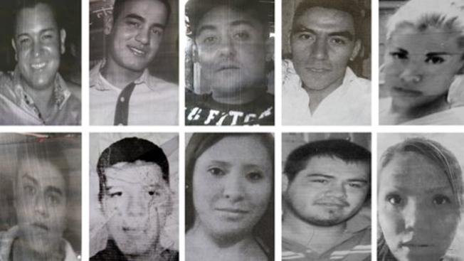 Sentencia: 1,560 años de cárcel para tres asesinos