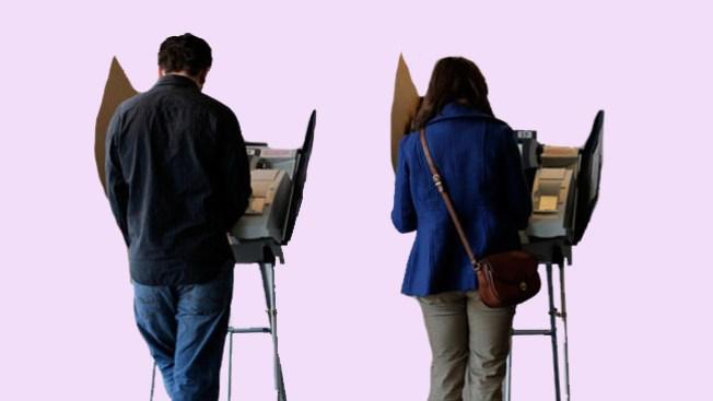 Famosos promueven el voto latino