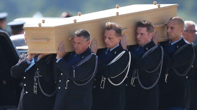 Holanda: llanto y luto por 1os cadáveres