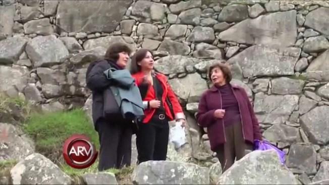 Dicen que son dueñas de Machu Picchu