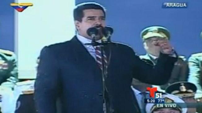 Desliz sexual en discurso de Maduro