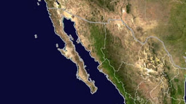 Terremoto en Baja California Sur