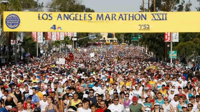 L.A. se prepara para su maratón anual
