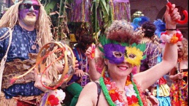 L.A. festeja el carnaval a lo grande