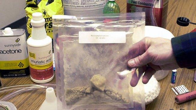 Ponen atención a metanfetaminas