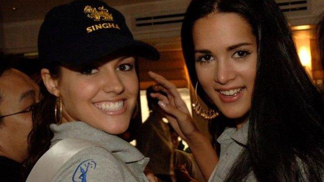 Ex miss USA ayuda a hija de Mónica Spear