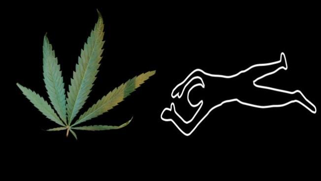 Muerte en dispensario de marihuana