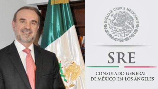 Nuevo Cónsul de México en L.A.
