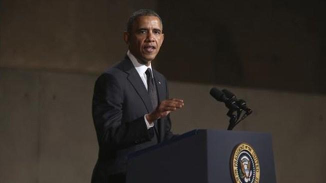 Obama habla con presidente ucraniano