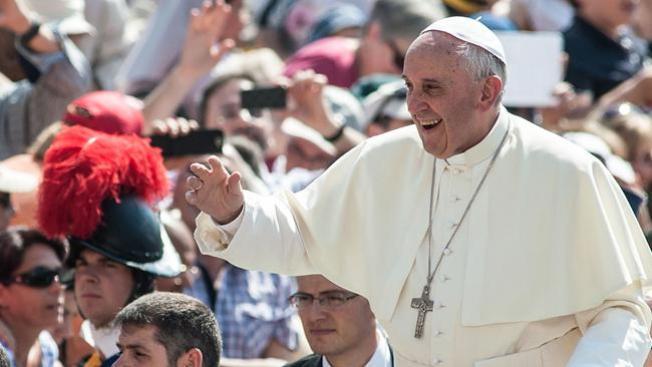 Otro acto de nobleza del papa Francisco