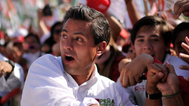 Escándalo en México