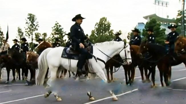 Polémica en policía de Los Ángeles