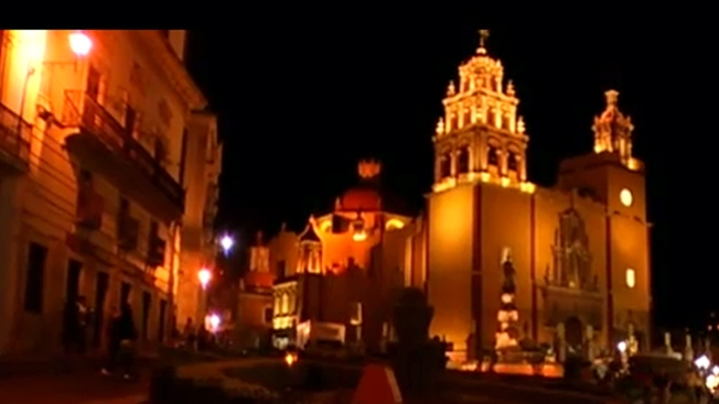 Bienvenidos a Guanajuato