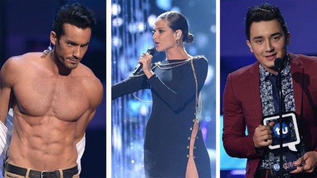 Lo mejor de Premios Tu Mundo 2014